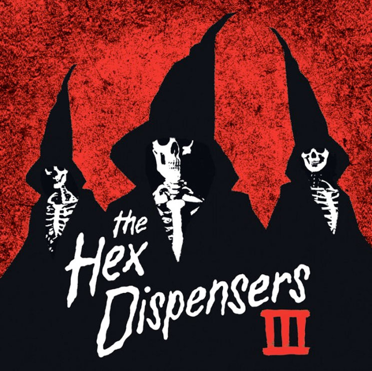 The Hex Dispensers Announce 'III' LP
