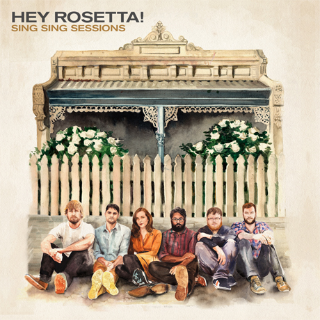 Hey Rosetta! Release New Acoustic EP, Roll Out North American Tour and Music Video
