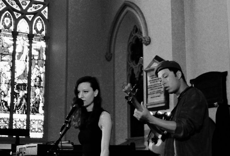 Hey Mother Death Fort Massey United Church, Halifax NS, May 23
