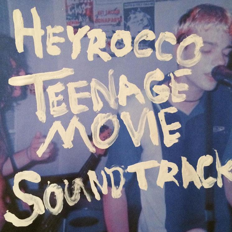 Heyrocco 'Teenage Movie Soundtrack' (album stream)