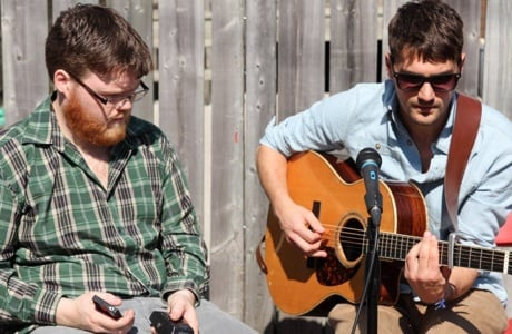 "Hey Rosetta! Perform ""Welcome"""