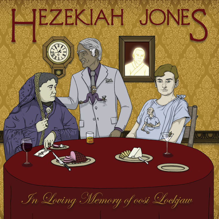 Hezekiah Jones 'In Loving Memory of oosi Lockjaw' (album stream)