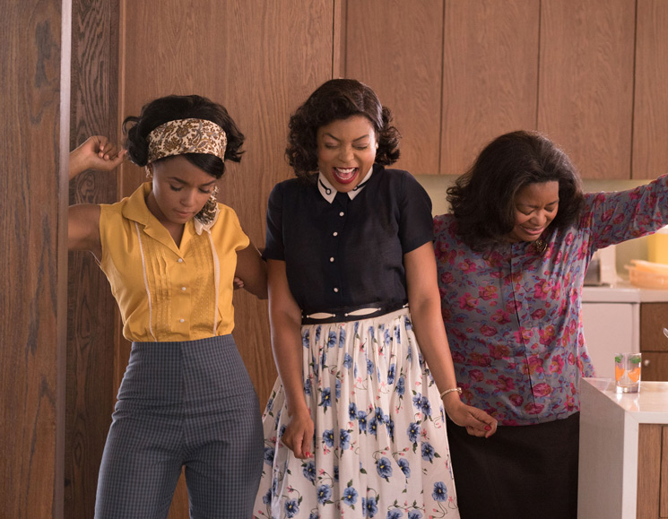 Hidden Figures Directed by Theodore Melfi