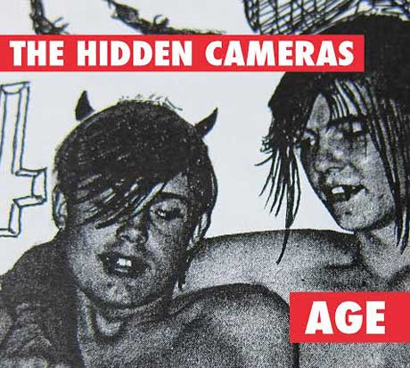The Hidden Cameras 'Age' (album stream)