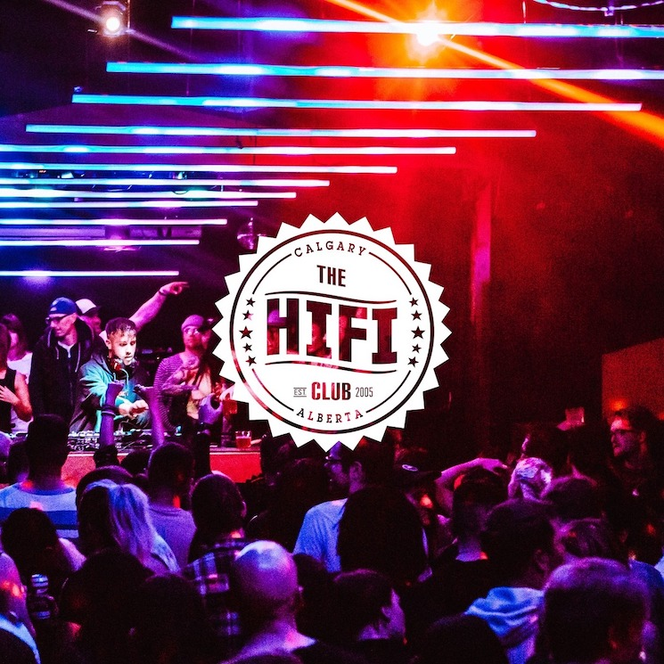 Calgary's Hifi Club Shuts Down Permanently
