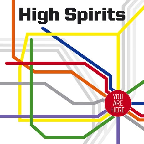 High Spirits You Are Here