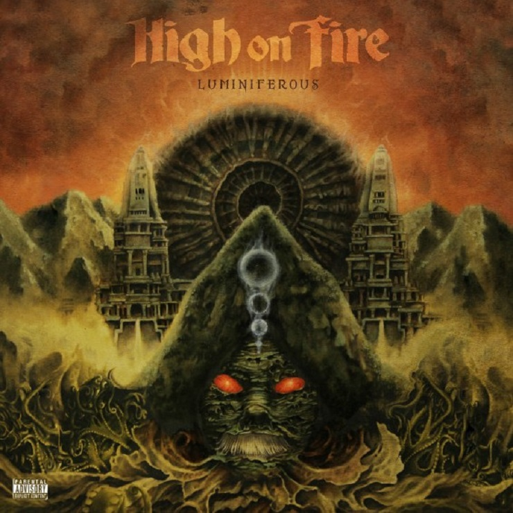 High on Fire 'The Sunless Years'