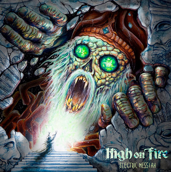 High on Fire Return with 'Electric Messiah' Album