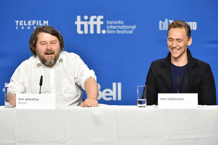 Director Ben Wheatley Talks Surreal, Dystopian Film 'High-Rise'