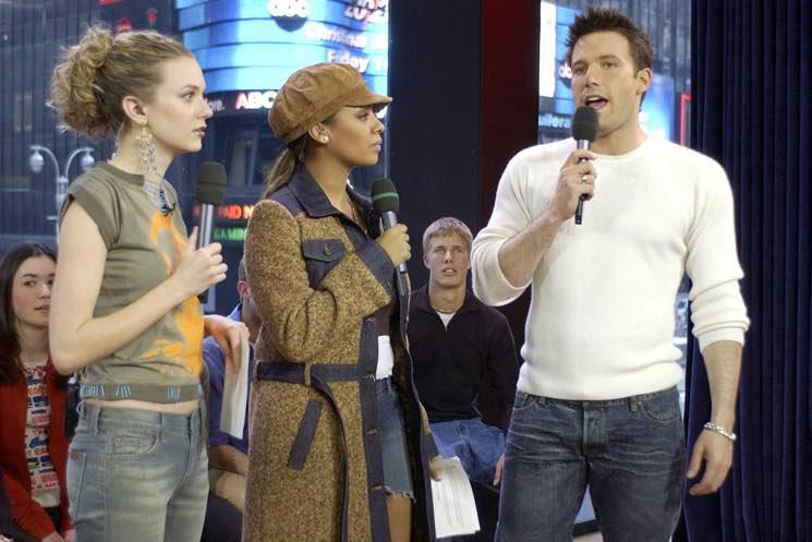 'TRL' Host Hilarie Burton Says Ben Affleck Groped Her in 2003