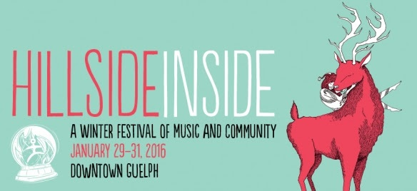 Hillside Inside Brings Out Basia Bulat, Cold Specks for 2016 Edition