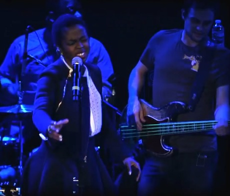 "Lauryn Hill ""Ex-Factor"" (live at the Bowery Ballroom) (video)"