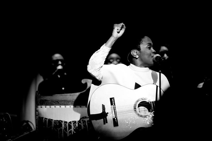 Lauryn Hill Returns to Canada on North American Tour