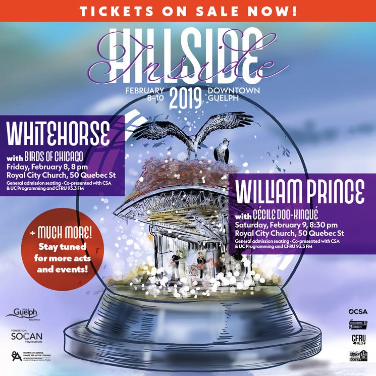 Hillside Inside Reveals 2019 Lineup