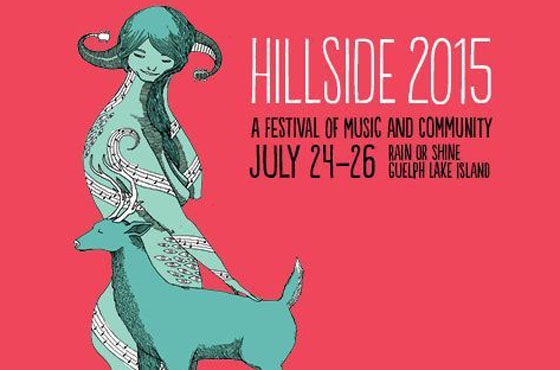 Hillside Festival Reveals 2015 Lineup