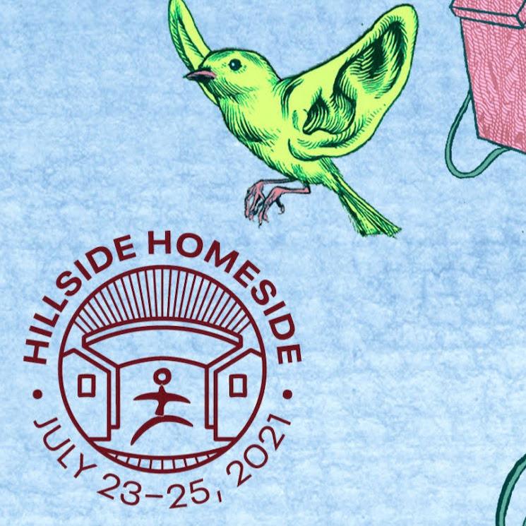 Dan Mangan, Tim Baker, the Sadies to Headline Hillside Homeside 2021