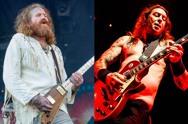 Mastodon's Brent Hinds and High on Fire's Matt Pike Are Making Music Together