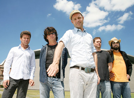 The Tragically Hip Get Their Own City Block in Kingston, Set to Work on New Album