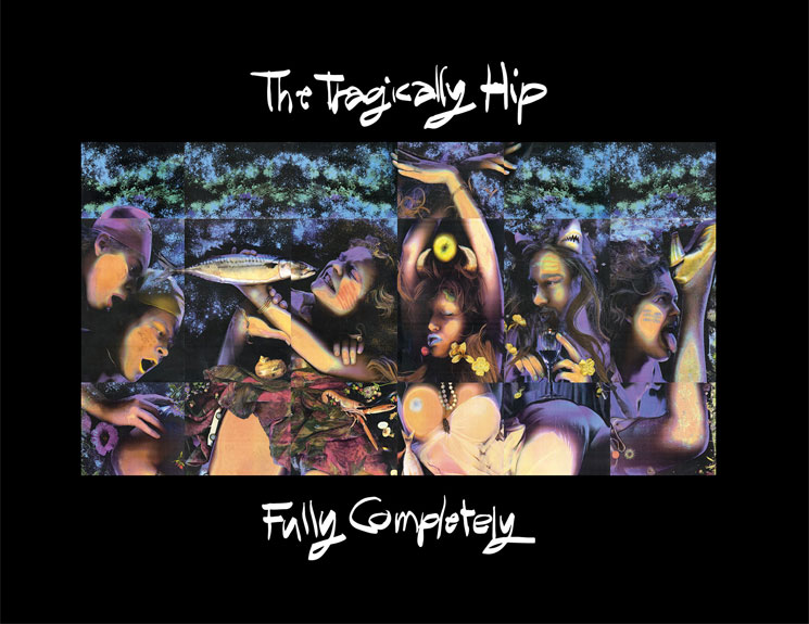 The Tragically Hip Extend 'Fully and Completely Tour'
