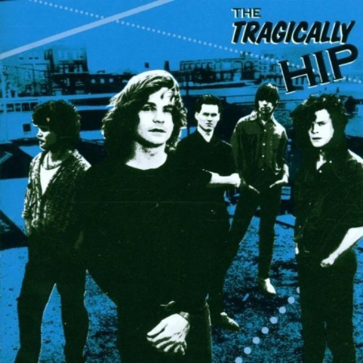 The Tragically Hip's Self-Titled Debut Gets Vinyl Reissue