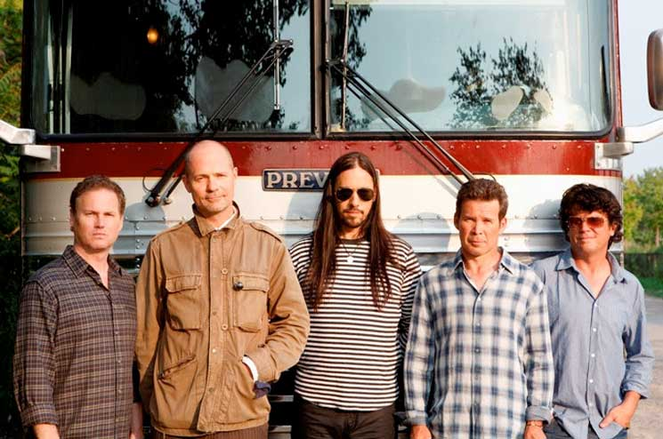 The Tragically Hip Honoured with the Junos' 2021 Humanitarian Award