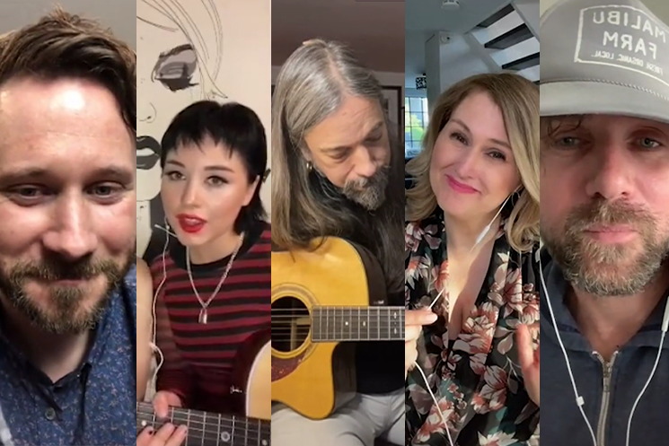 The Tragically Hip Get Covered by Dan Mangan, Trews, Command Sisters and More
