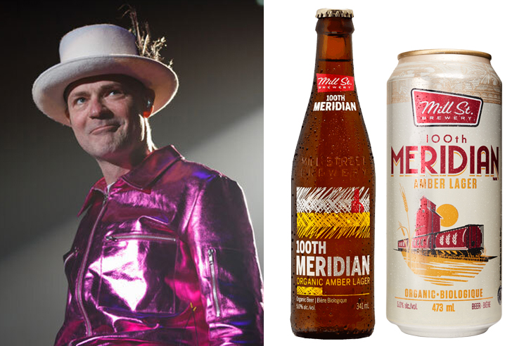 The Tragically Hip Are Suing Mill Street Brewery over Their 100th Meridian Beer