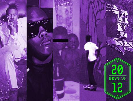 Exclaim!'s Best Albums of 2012: Hip-Hop