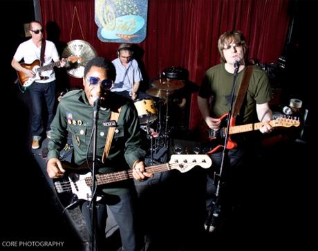 Happy Mondays Offshoot the Hippy Mafia Get Set for <i>Black Beatles</i>