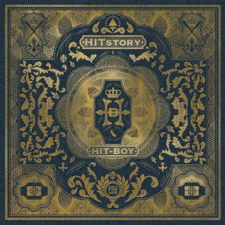 Hit-Boy 'HITstory' (mixtape)