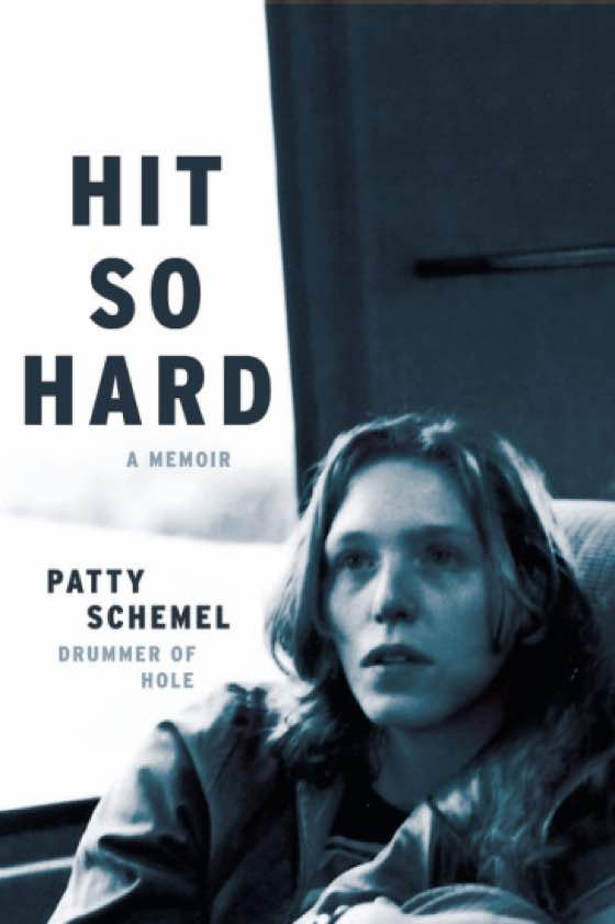 Hole Drummer Patty Schemel Pens 'Hit So Hard' Memoir
