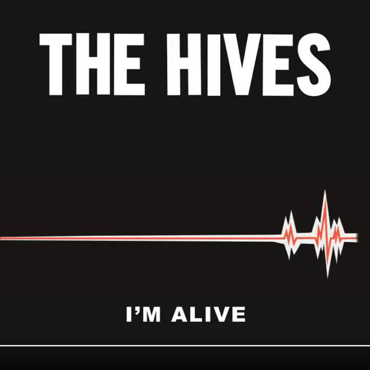 "​The Hives Declare ""I'm Alive"" on First New Song in Four Years"