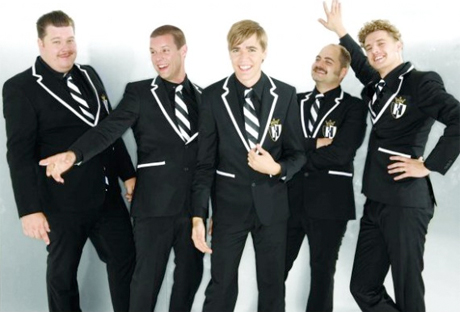 "The Hives ""Thousand Answers"""
