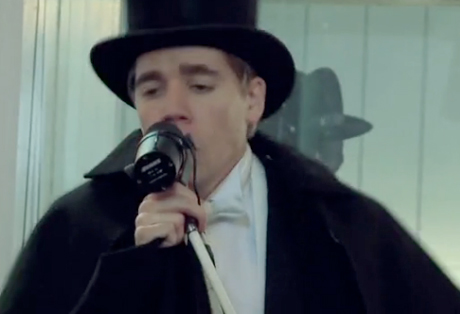 The Hives 'Go Right Ahead' (video)
