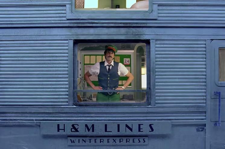 ​Watch Adrien Brody in Wes Anderson-directed H&M Christmas Ad
