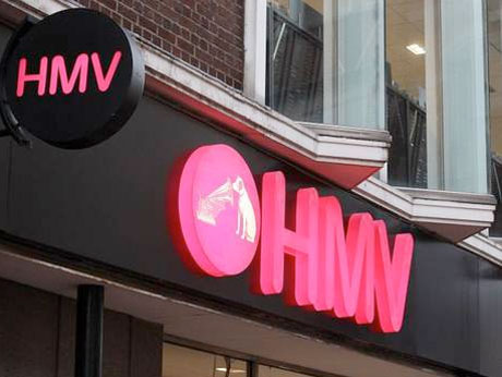 HMV Saved in UK After Hilco Buyout