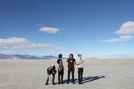 Hollerado Announce Sophomore Album: 'White Paint'