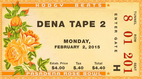 Hodgy Beats to Deliver 'The Dena Tape 2'