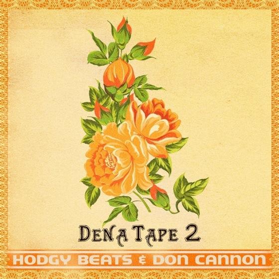 Hodgy Beats 'The Dena Tape 2' (mixtape)