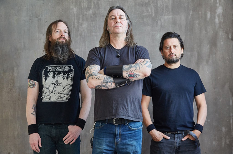 High on Fire Are Back on the Good Foot, Finally Touring 'Electric Messiah'