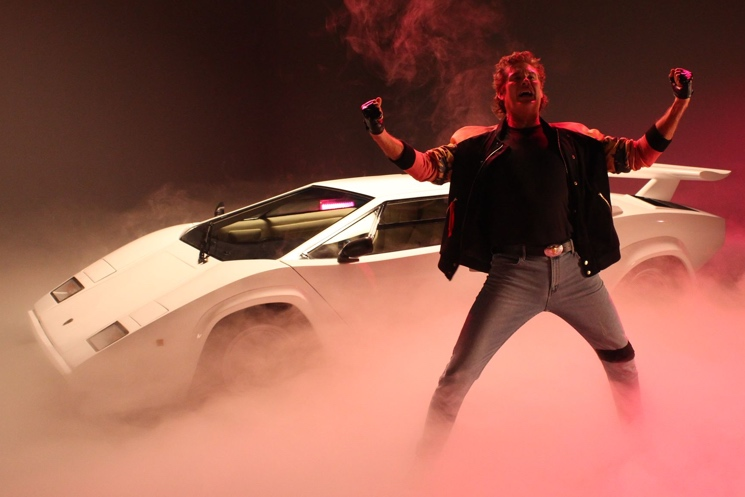 "David Hasselhoff ""True Survivor"" (video)"