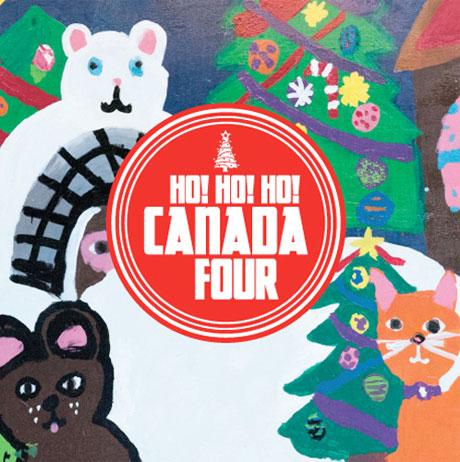 Various 'Ho! Ho! Ho! Canada Vol. 4'