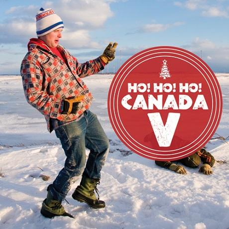 Various 'Ho Ho Ho Canada V' (album stream)