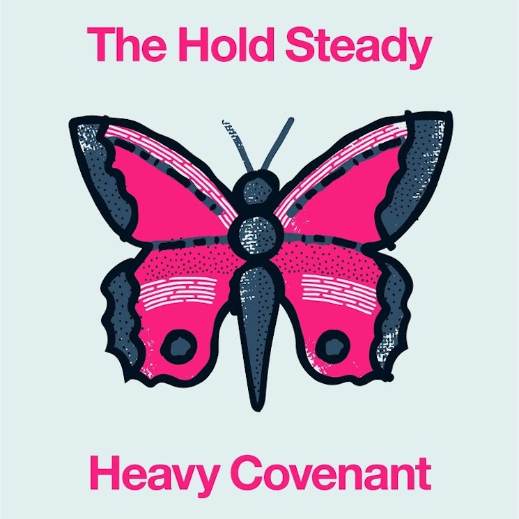 The Hold Steady Share New Track 'Heavy Covenant'