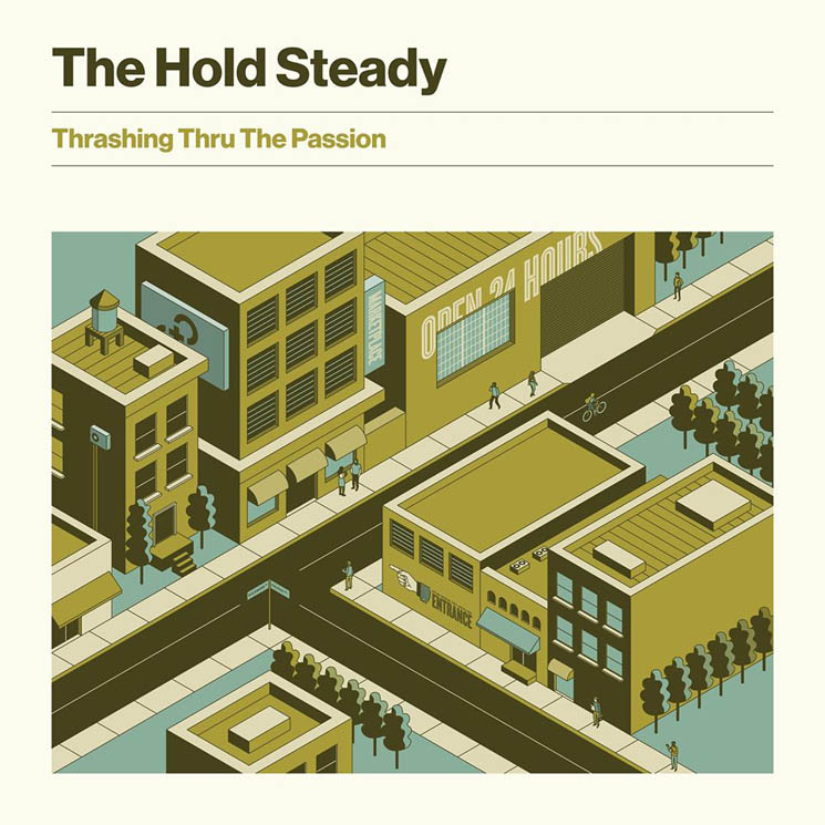 "​The Hold Steady Release New Track ""You Did Good Kid"""