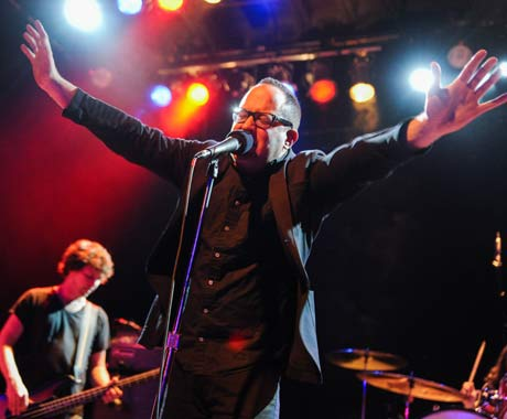 The Hold Steady Book North American Summer Tour