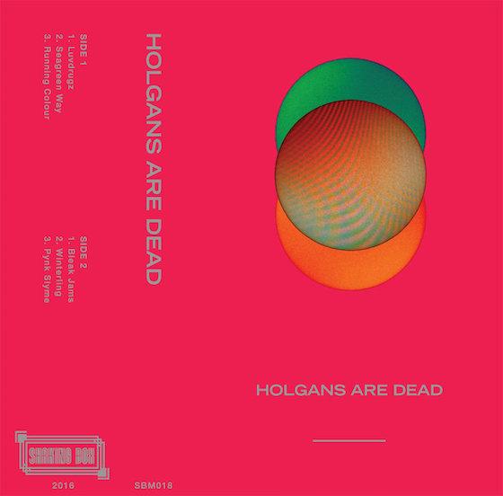 Holgans 'Holgans Are Dead' (EP stream)