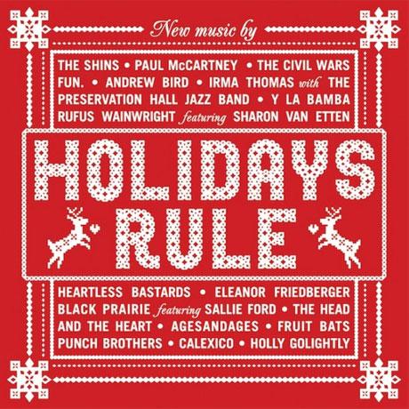 Paul McCartney, the Shins, Andrew Bird, Rufus Wainwright Contribute Christmas Covers to 'Holidays Rule'