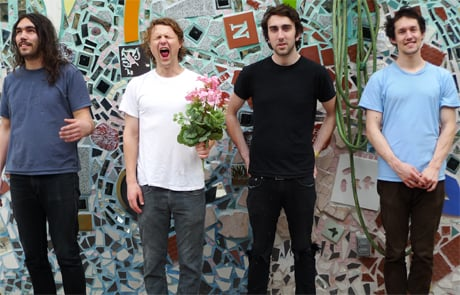 Hollerado to Tour North America with Gang of Four
