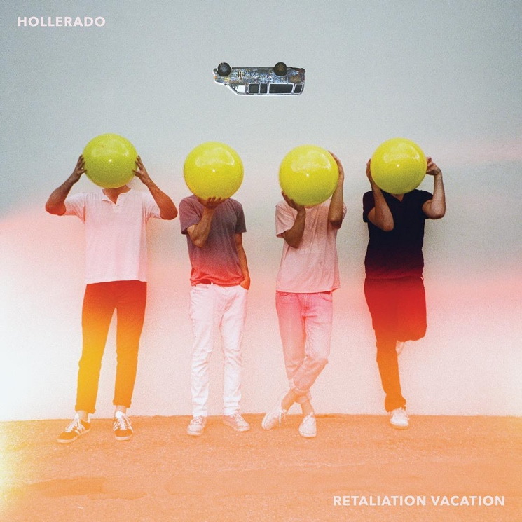 Hollerado Retaliation Vacation